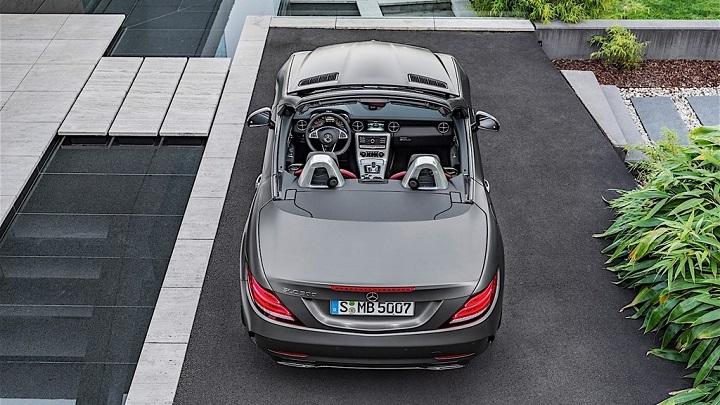 Mercedes-Benz SLC 2016 17