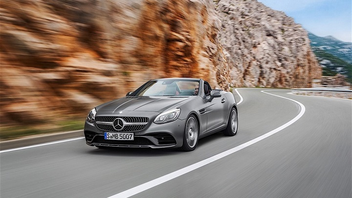 Mercedes-Benz SLC 2016 22