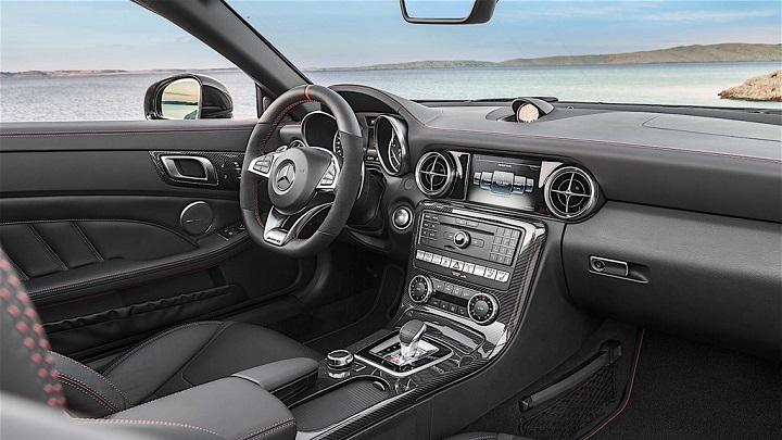 Mercedes-Benz SLC 2016 58