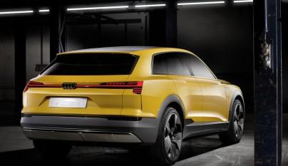 Audi h tron quattro concept 1