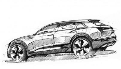 Audi h tron quattro concept 14