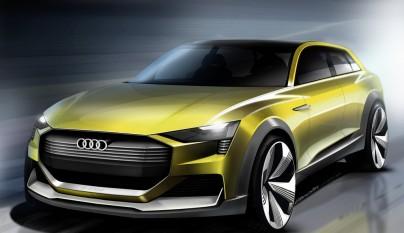 Audi h tron quattro concept 15