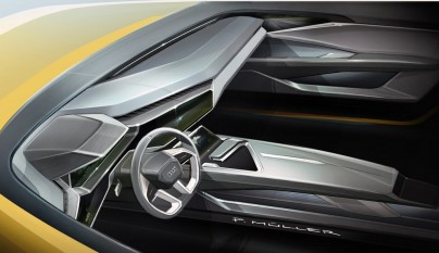 Audi h tron quattro concept 16