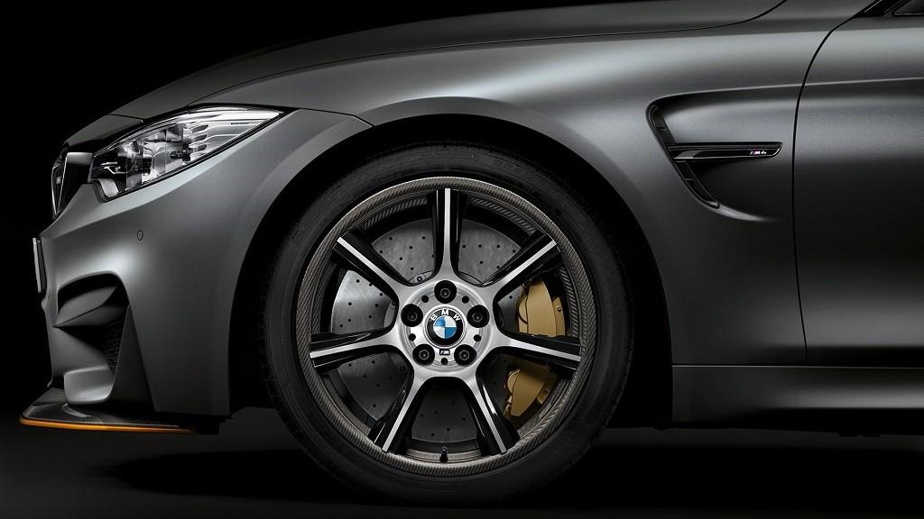 BMW M4 GTS llantas carbono 1