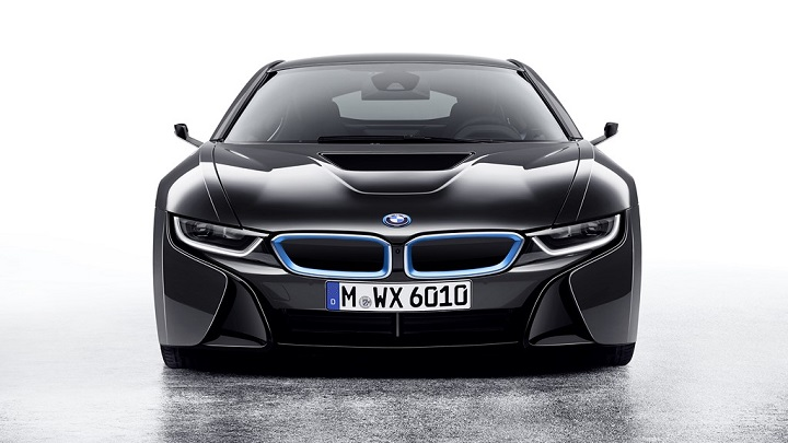BMW i8 Mirrorless 2