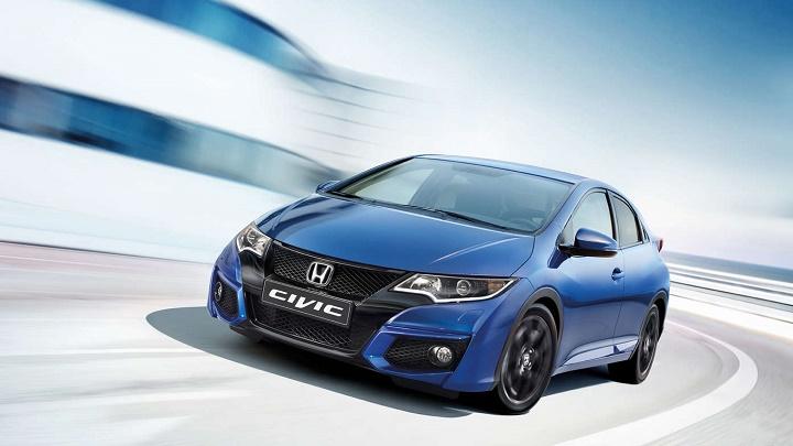 Honda Civic cinco puertas
