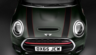MINI John Cooper Works Cabrio 6
