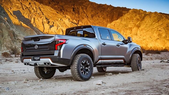 Nissan Titan Warrior Concept 18