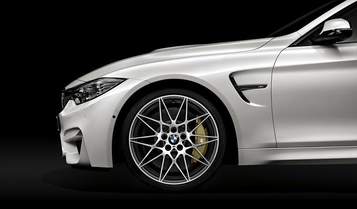 Paquete de Competicion BMW M3 y M4 detalle