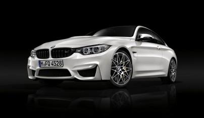 Paquete de Competicion BMW M3 y M4 frontal