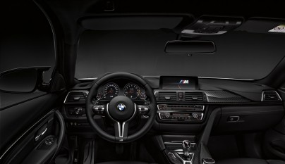 Paquete de Competicion BMW M3 y M4 interior