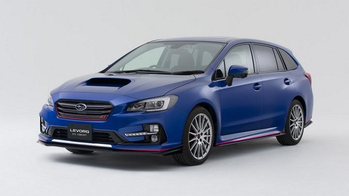 Subaru Levorg STI Concept 1