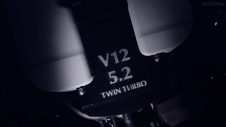 V12 Aston Martin