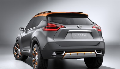 Nissan reafirma seu compromisso com o Brasil com duas premires mundiais no Sal‹o Internacional do Autom—vel de S‹o Paulo 2014.