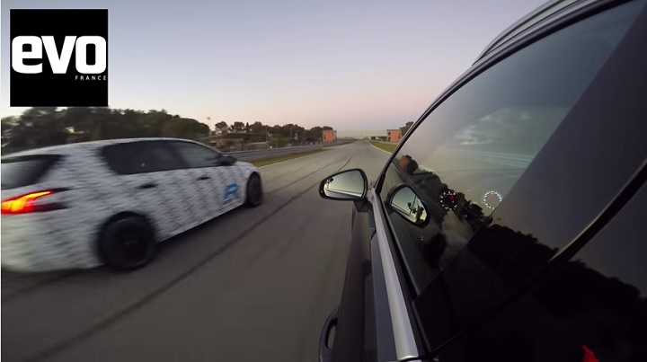308 R HYbrid vs RS 3