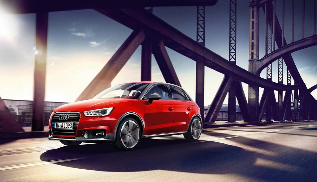 Audi A1 Active Kit 1