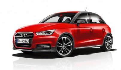 Audi A1 Active Kit 3
