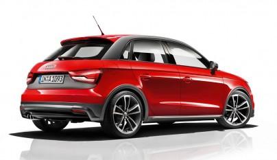 Audi A1 Active Kit 4
