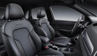 Audi RS Q3 performance interior