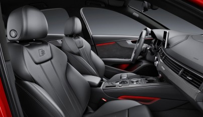 Audi S4 asientos