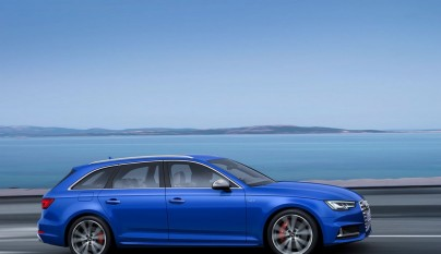 Audi S4 Avant 14