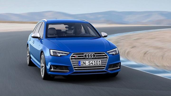 Audi S4 Avant 2
