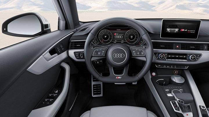 Audi S4 Avant 5