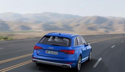 Audi S4 Avant 8