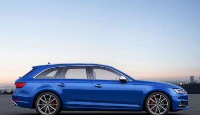 Audi S4 Avant 9