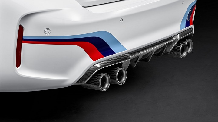 BMW M Performance M2 coupe 6