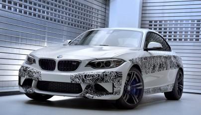 BMW M2 MotoGP 2016 9