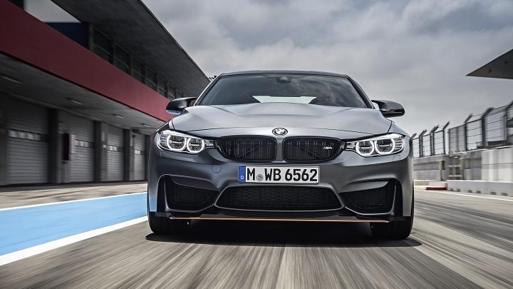 BMW M4 GTS frontal