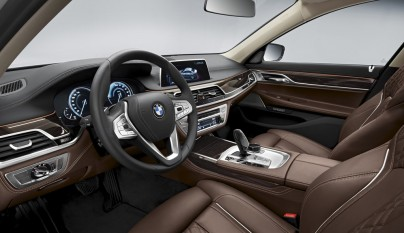 BMW 740e iPerformance