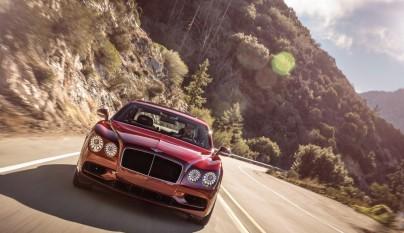 Bentley Flying Spur V8 S 1
