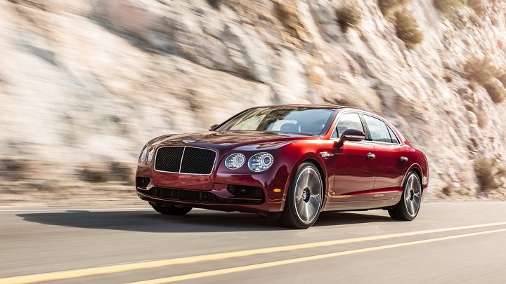 Bentley Flying Spur V8 S 11