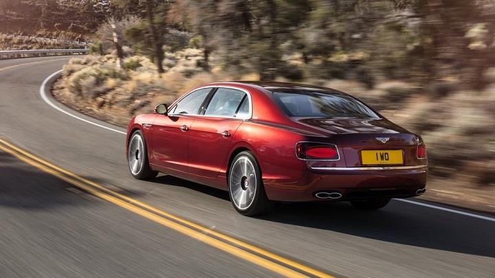 Bentley Flying Spur V8 S 2