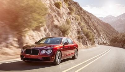Bentley Flying Spur V8 S 3