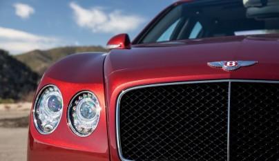 Bentley Flying Spur V8 S 9