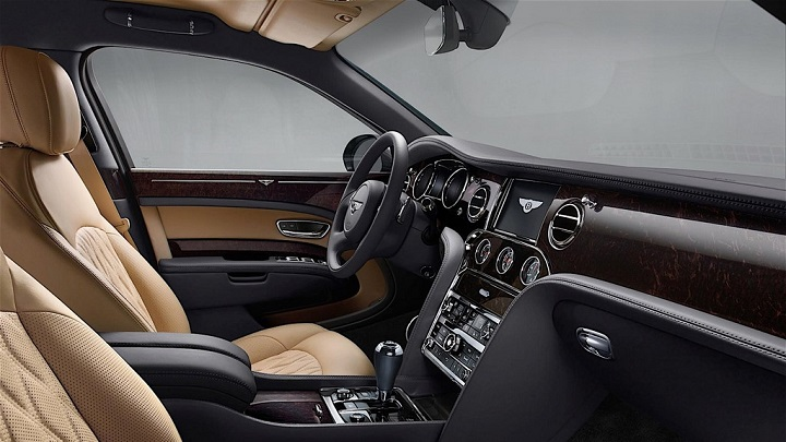 Bentley Mulsanne 2016 10
