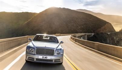 Bentley Mulsanne 2016 19