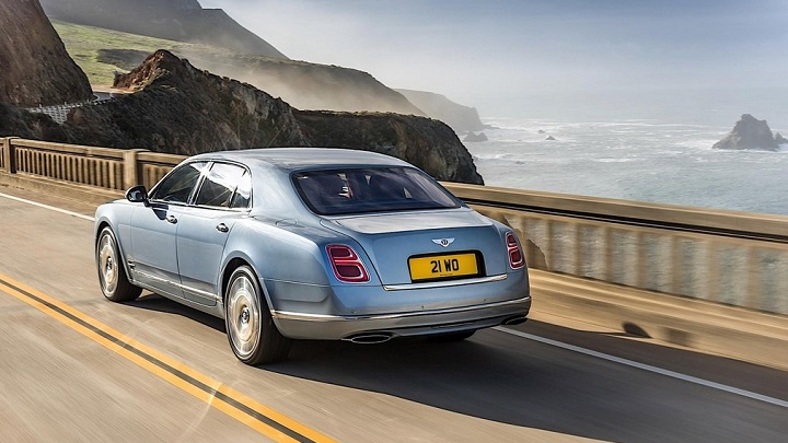 Bentley Mulsanne 2016 21