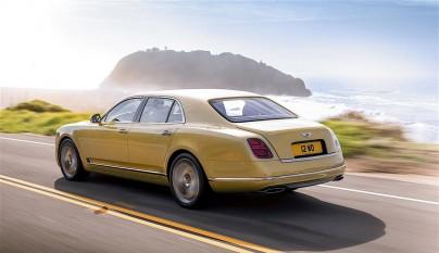 Bentley Mulsanne 2016 29