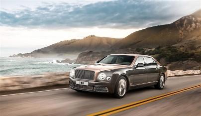 Bentley Mulsanne 2016 5