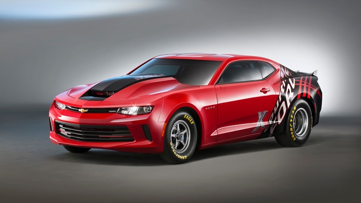 Chevrolet Performance COPO Camaro