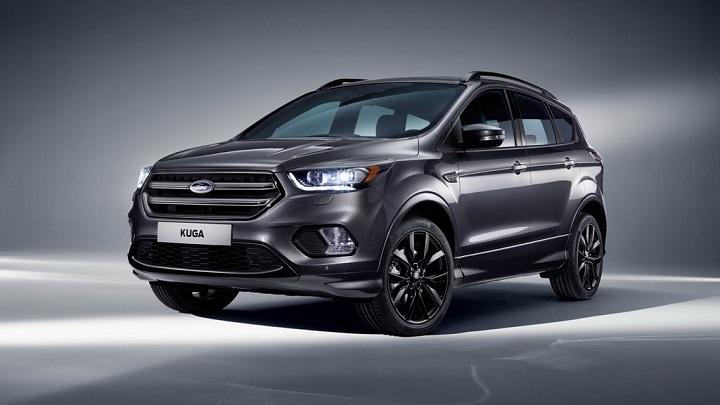Ford Kuga 2017 1