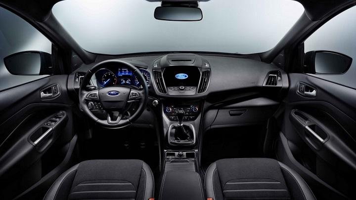 Ford Kuga 2017 5