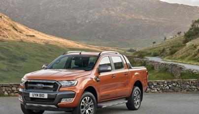 Ford Ranger 2016 1