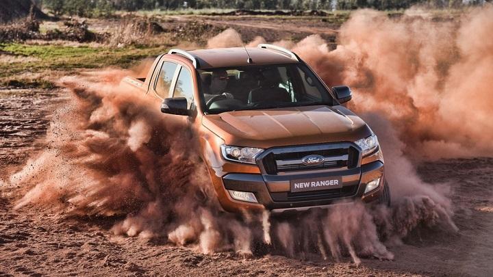 Ford Ranger 2016 17