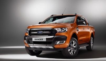 Ford Ranger 2016 9