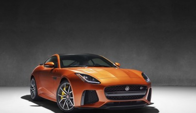 Jaguar F-Type SVR 1